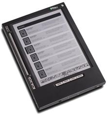 De iLiad van iRex Technologies